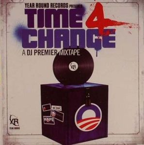 DJ Permier Time 4 Change Cover