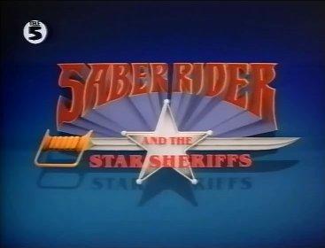 Saber Rider Logo