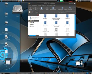 UbuntuStudio Desktop