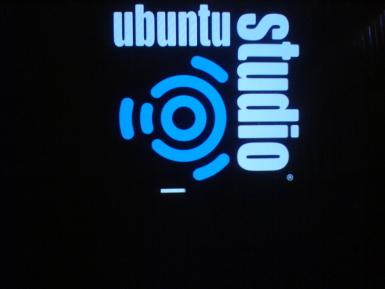 UbuntuStudio 7.10 Bootscreen