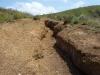 Erosionsrinnen