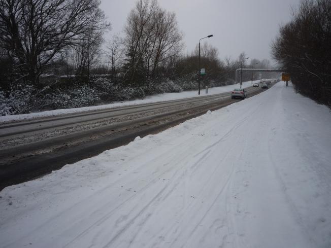 Koitenhäger Landstrasse (18.12.2009)