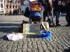 Protest gegen die Finanzmärkte in Greifswald 15.10.2011
