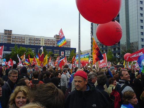 Rostock - Die Anti G8 Demo