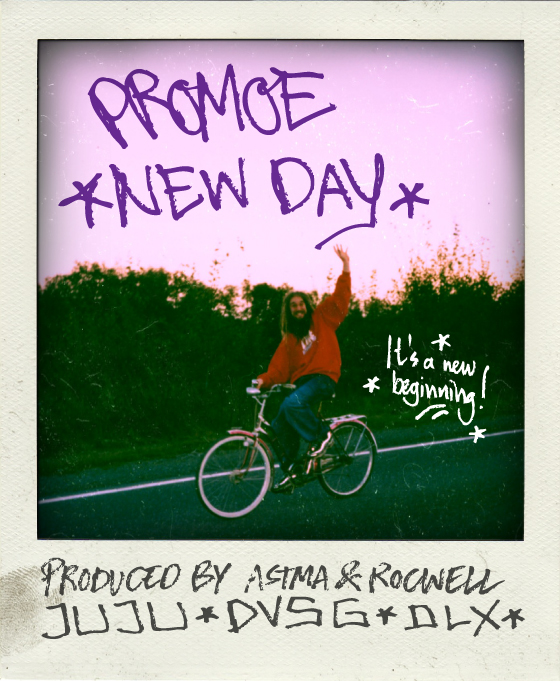 "Promoe - ""New Day"" Download"