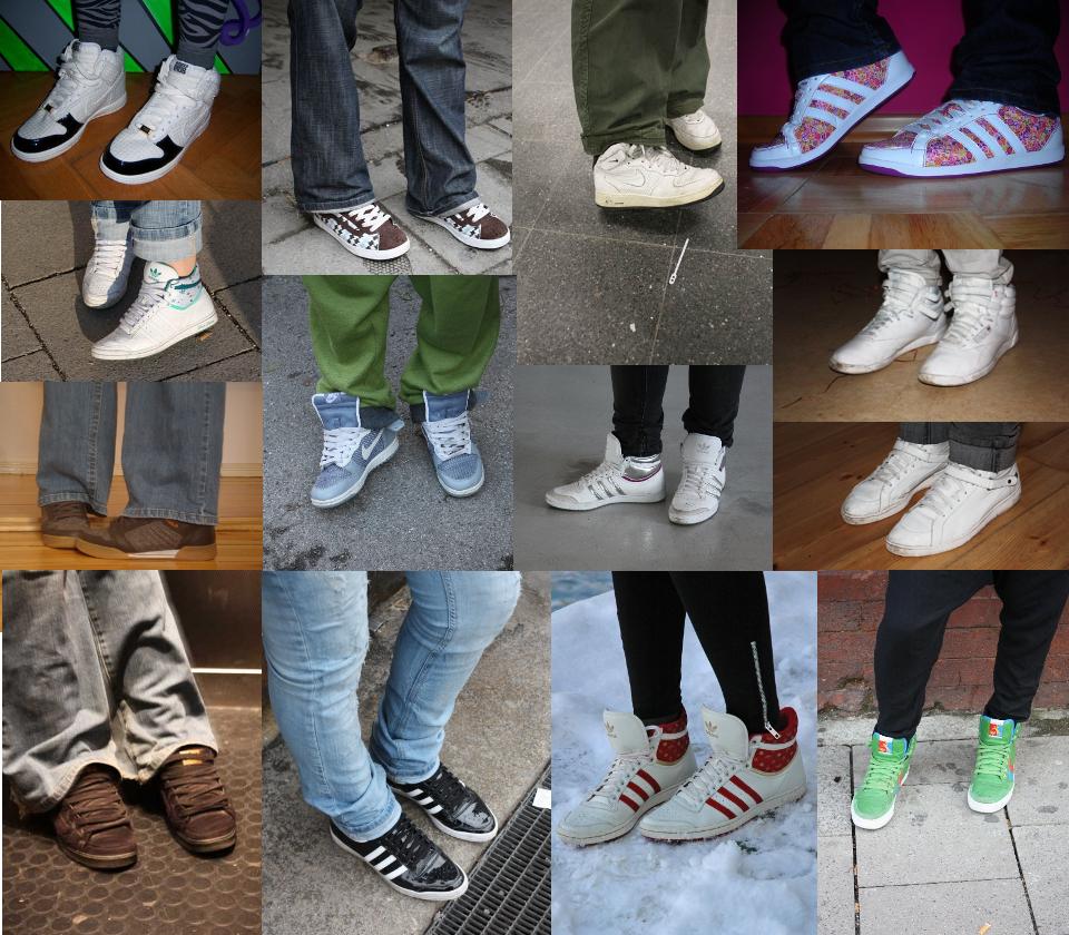 Feedreader: Sneakergirls