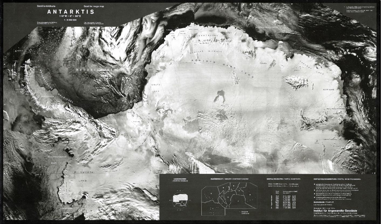Karten der Antarktis & Deutschland for free