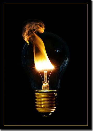 Ab heute keine 100W Glühlampen mehr