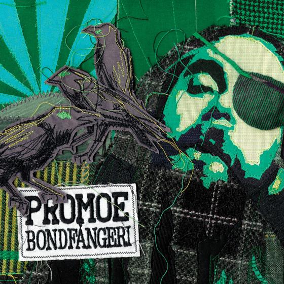 Promoe - Bondfångeri (Mixtape)