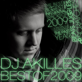 DJ Akilles - Best of 2009 Cover