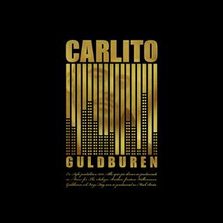 Carlito - Guldburen (Cover)