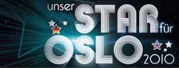 Screenshot: Unser Star für Oslo