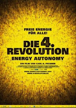 Die 4. Revolution Kinoplakat