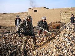 Diskussionsrunde zum Einsatz in Afghanistan