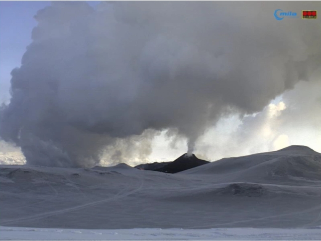 Screenshot Webcam: Island Vulkan