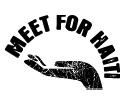 Meet for Haiti - Logo
