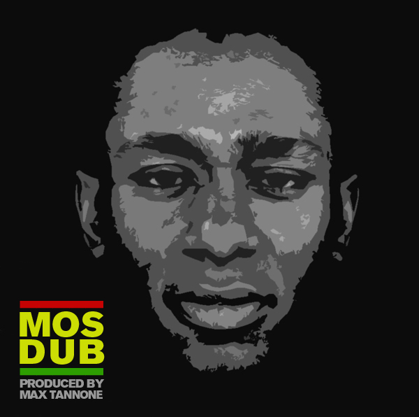 Mos Dub - Cover