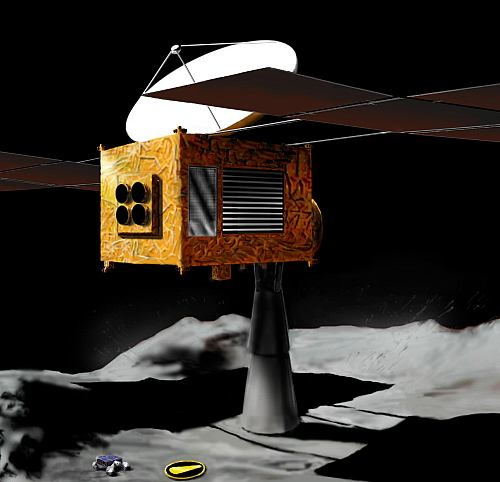 Hayabusa (Muses-C) Sampling