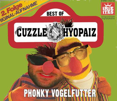 Phonky - Volgelfutter