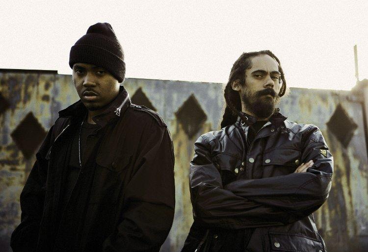 Nas & Damian Marley