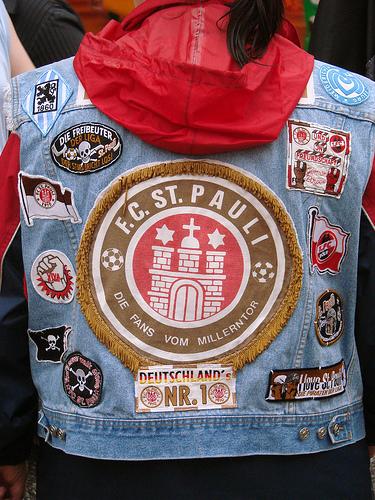 St. Pauli-Fan