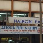 Hass Tanke und Altona Fish & Chips in Kenia