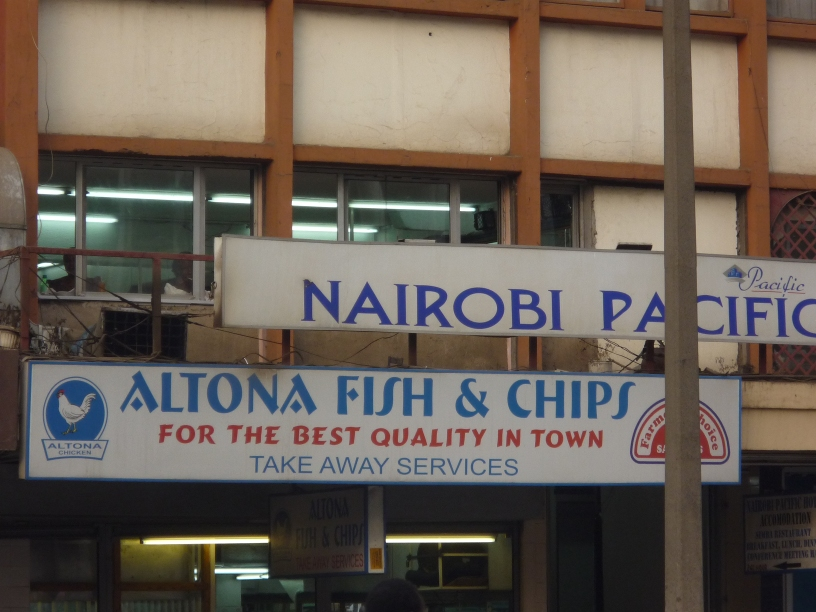 Altona Fish & Chips in Nairobi
