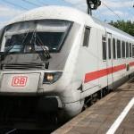 Streichkonzert der Bahn auf der Strecke Stralsund Berlin