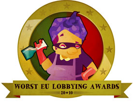 Worst EU Lobbying Awards 2010