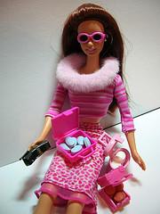 Migräne Barbie