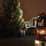 Feuerwehr räumt Zwischenlager im Tannenbaum