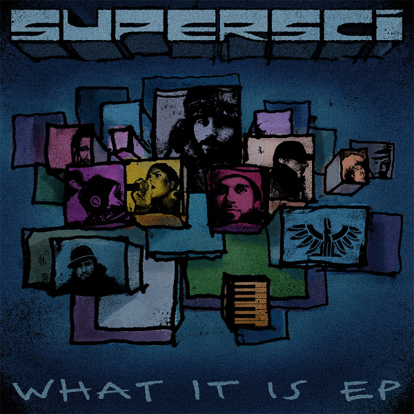 Download 'What It Is EP' »