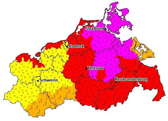 Unwetterwarnungen für Mecklenburg-Vorpommern vom 23.12.2010
