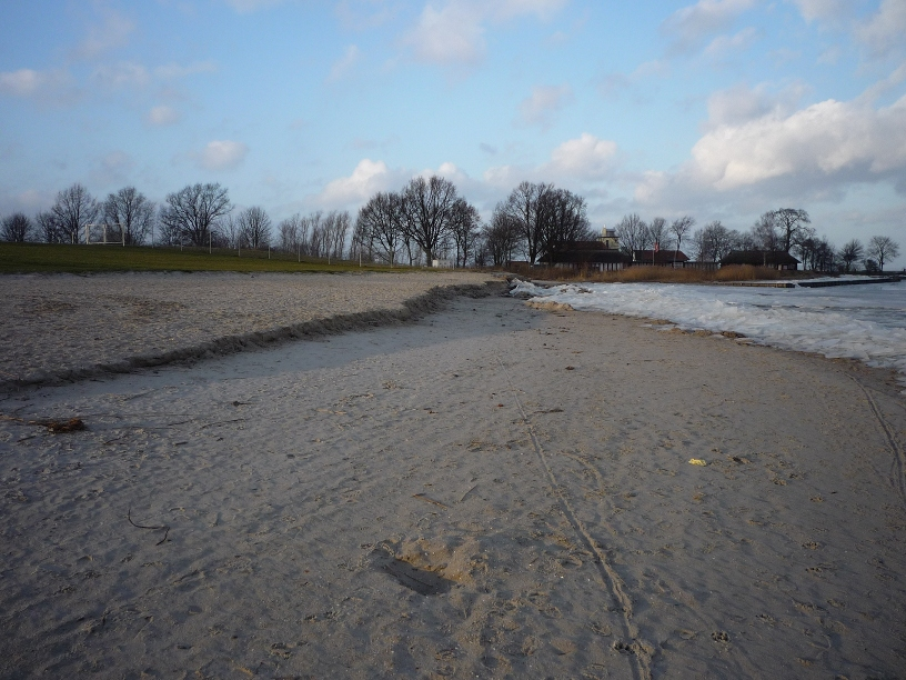 Eldena Erosion am Ufer