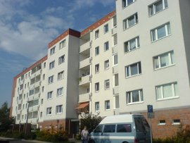 Plattenbau Greifswald