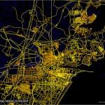 Einsatz von OpenStreetMap nach dem Tsunami in Japan