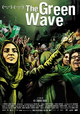 The Green Wave - Filmplakat