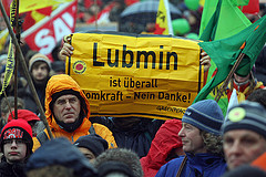 Demo: Lubmin ist überall