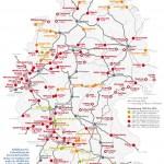 Eisenbahnfernverkehr in Deutschland seit 1999 drastisch reduziert