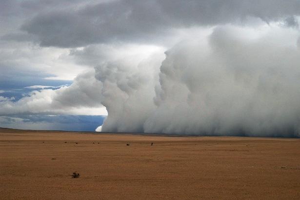 Namibia Rainstorm