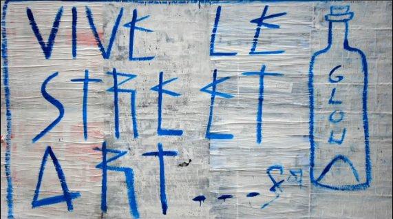 Vive le streetart