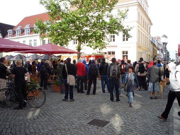 Public Buhing am Fischmarkt