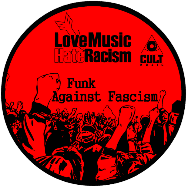 tOtALcULt – Funk Against Fascism Promo Mix Cover