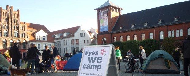 #Yeswecamp