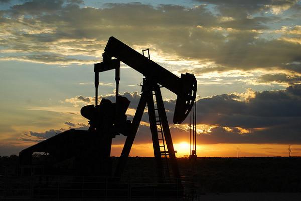 Erdölförderpumpe
