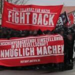 900 Personen bei Anti-Nazi-Demo in Greifswald