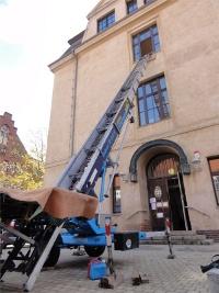 Historisches Institut Umzug