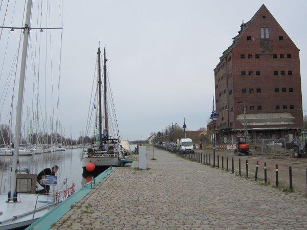 Speicher am Ryck in Greifswald