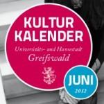 Erster Greifswalder Kulturkalender erschienen