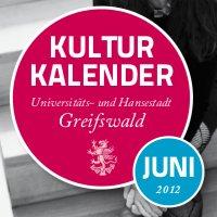Kulturkalender Juni 2012